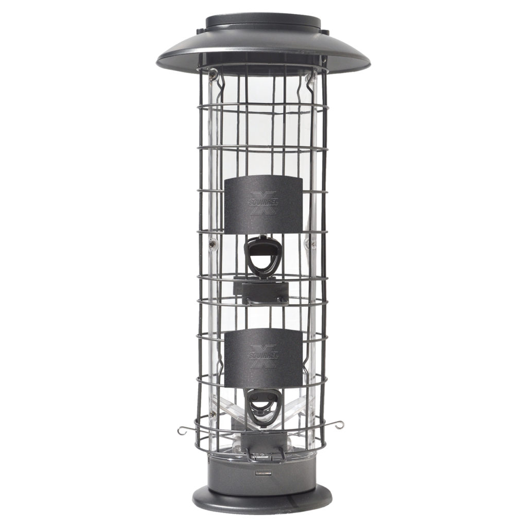 Squirrel-X4 SureFill No Spill Squirrel-Resistant Bird Feeder