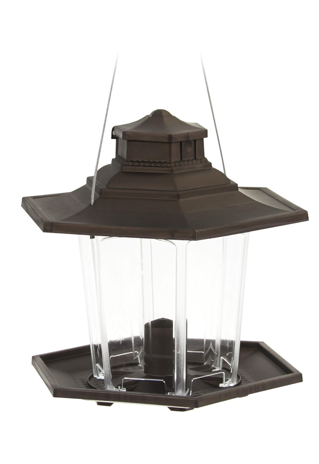 Stokes Select small easy fill plastic lantern