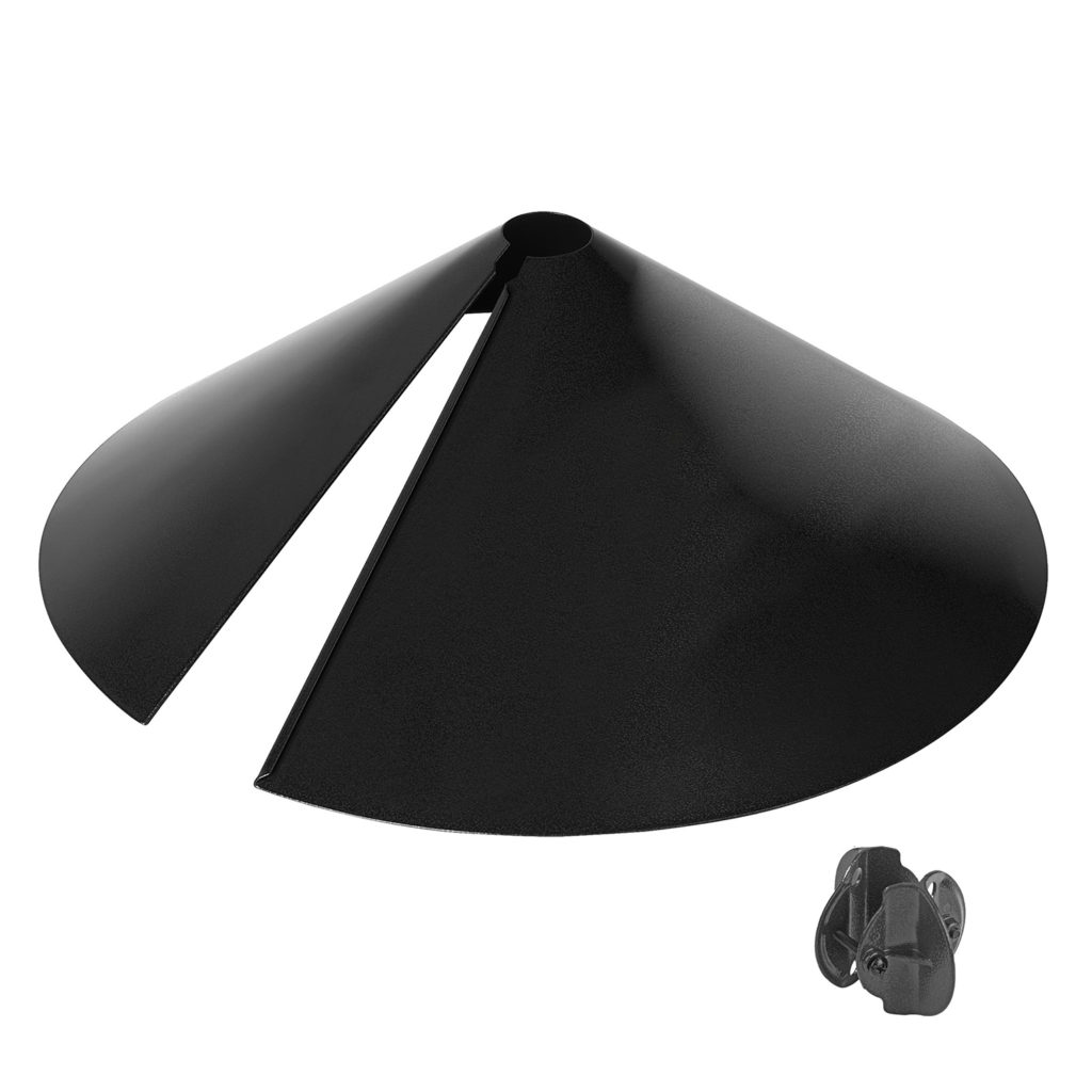 "Squirrel-X 18"" squirrel baffle"