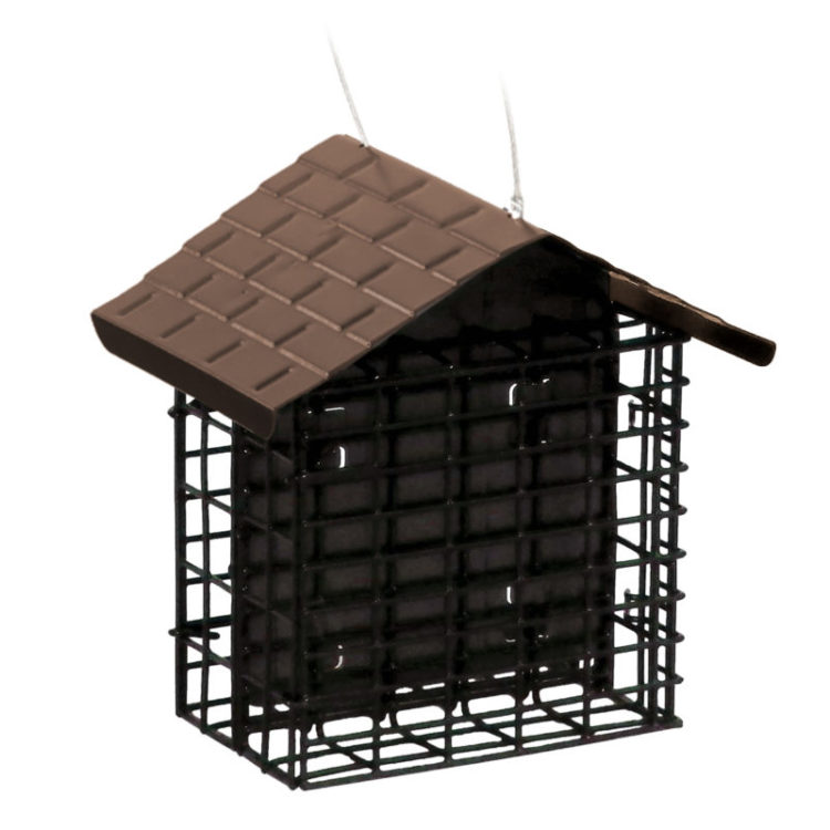 Stokes Select Two Cake Suet Buffet with Weather Guard
