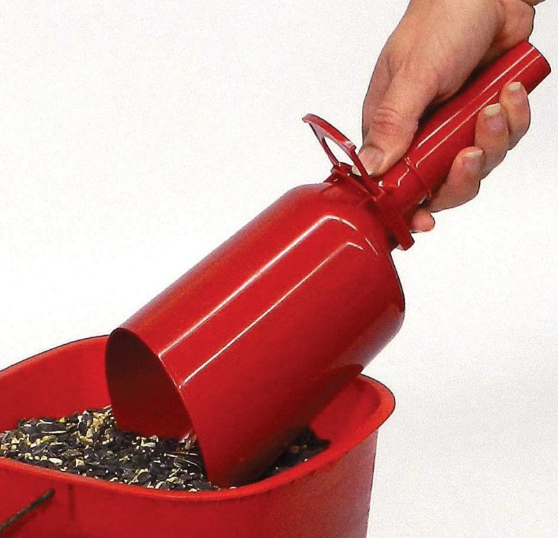 Stokes Select seed scoop demo