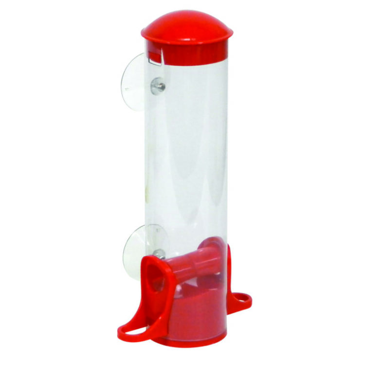 Stokes Select window seed feeder