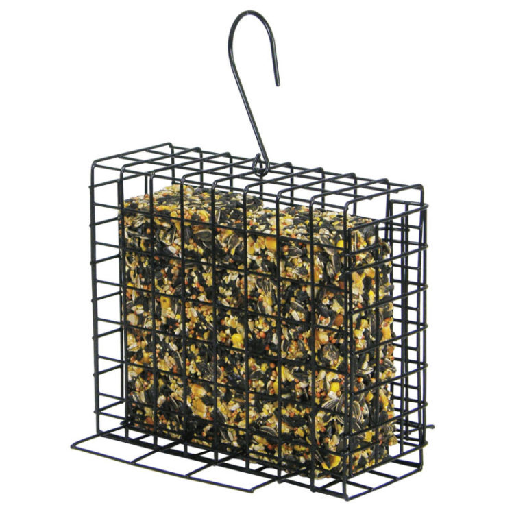 Stokes Select grand seed cake feeder