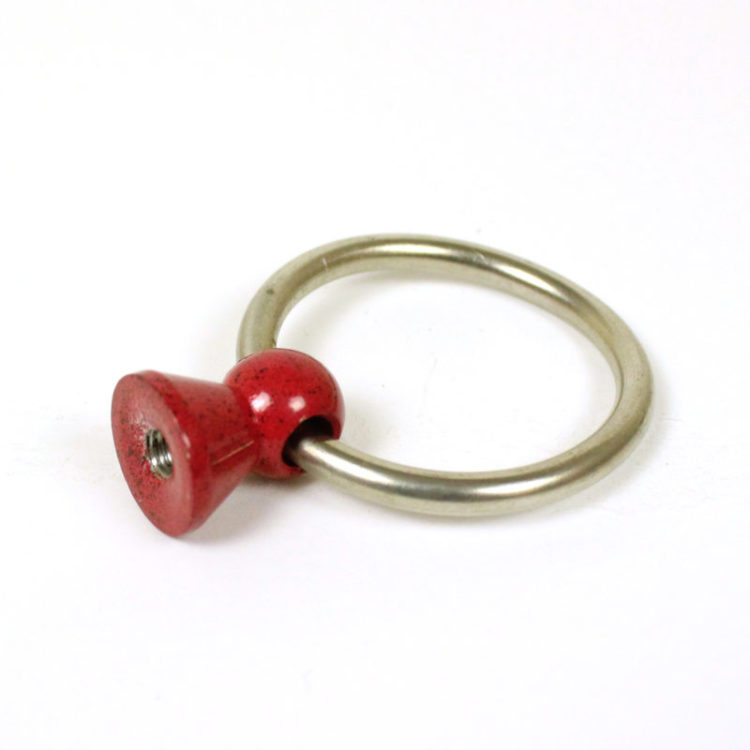 Stokes Select Red Rock Twin replacement top ring