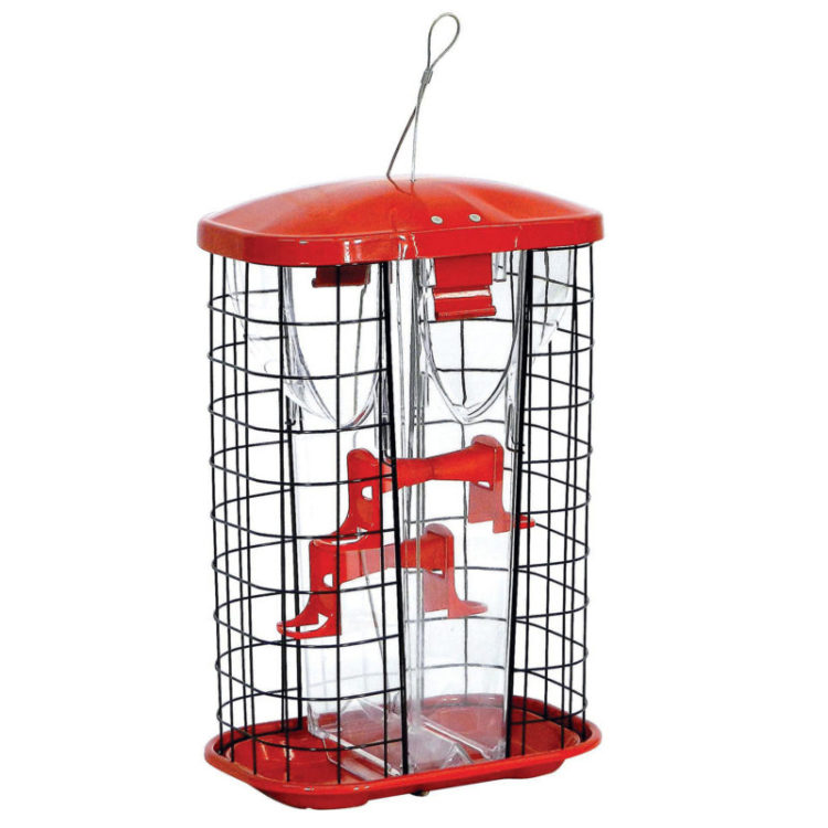 Squirrel-X Jumbo Squirrel-Resistant Hopper Feeder