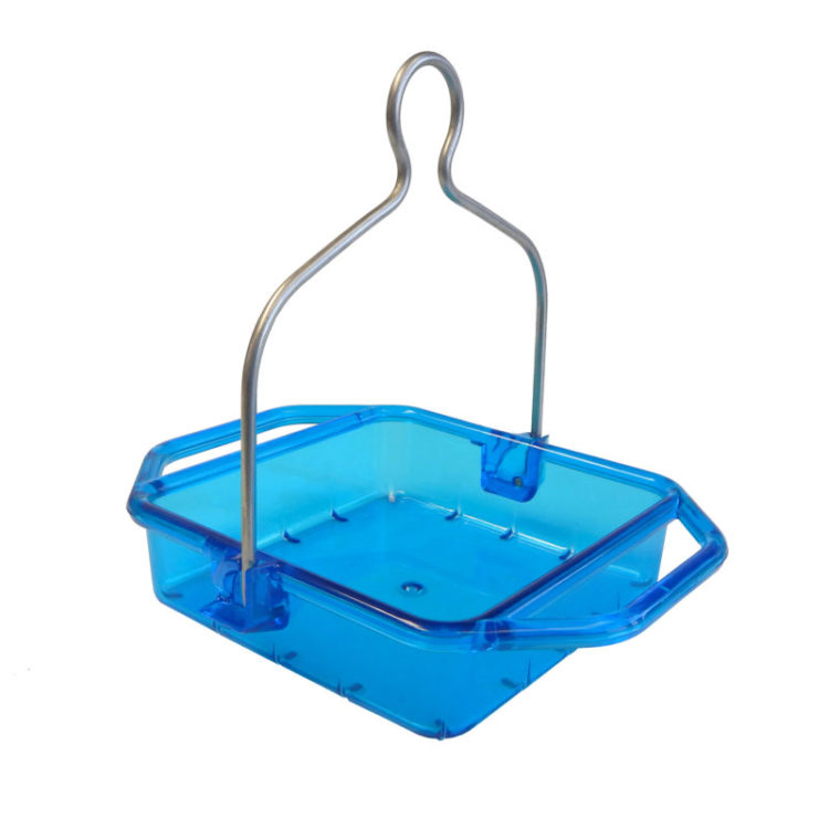 Stokes Select hanging dish feeder