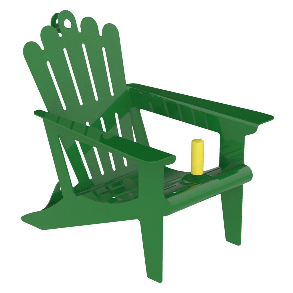 Stokes Select Adirondack squirrel chair