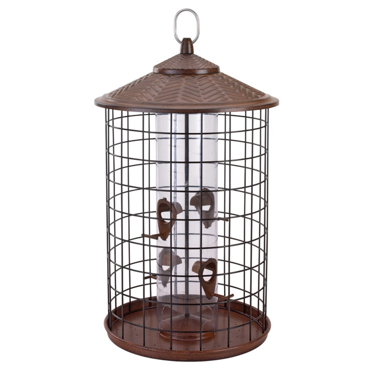 Squirrel-X Grande Squirrel-Proof Cage Feeder