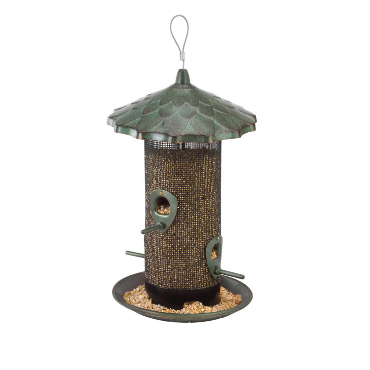 Stokes Select acorn screen feeder