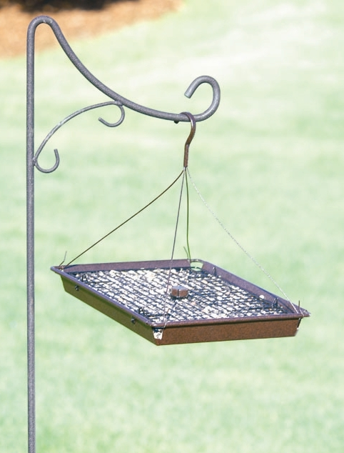 Stokes Select 3-in-1 platform feeder hanging