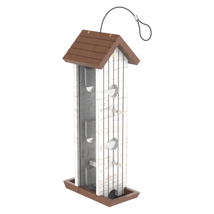 Tower Wood Feeder